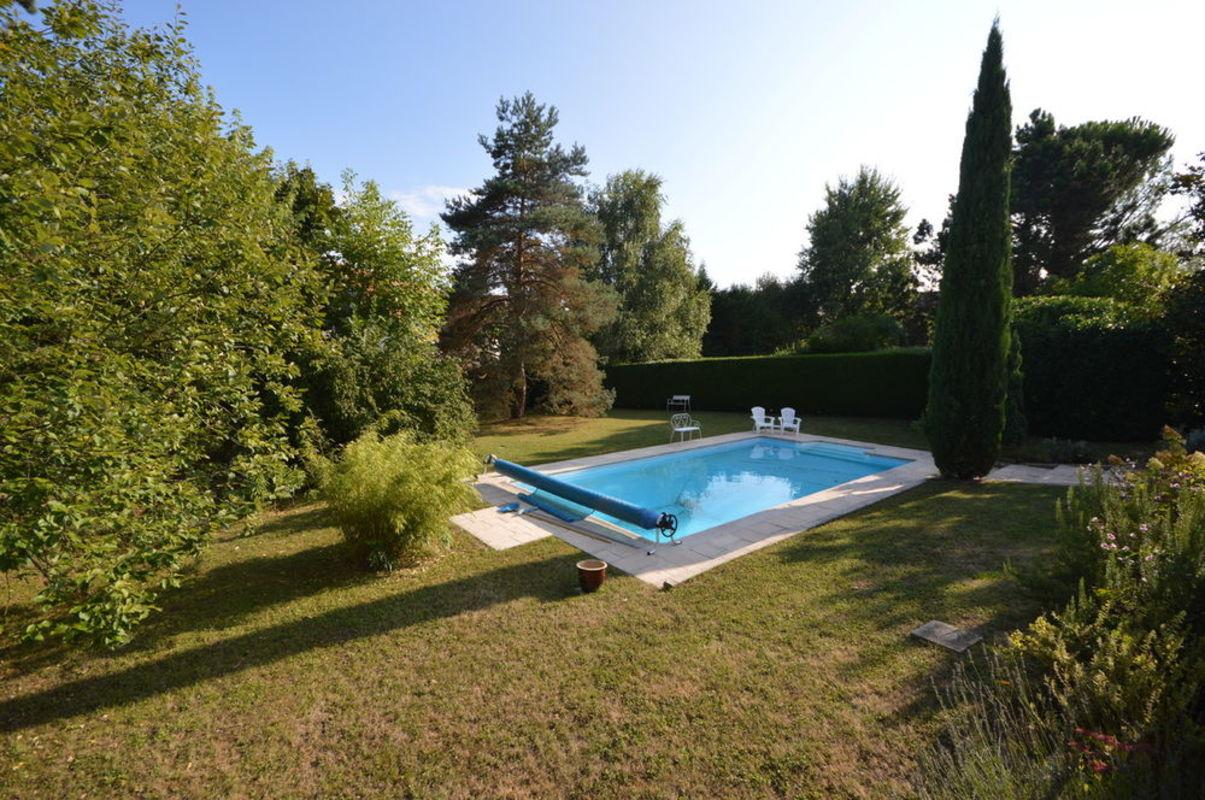 Gerofinance villa individuelle avec piscine for Chavannes piscine