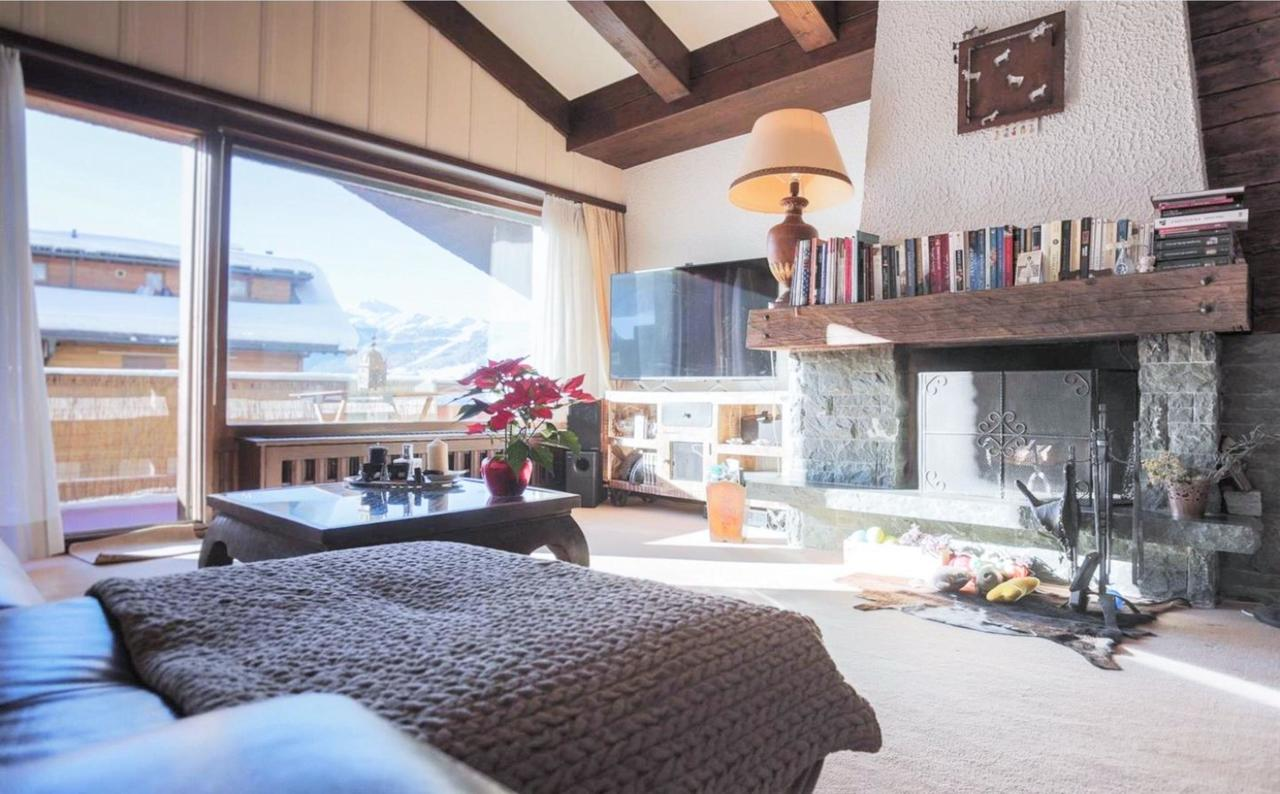 Gerofinance Verbier - Grand appartement sous combles - Situation ...