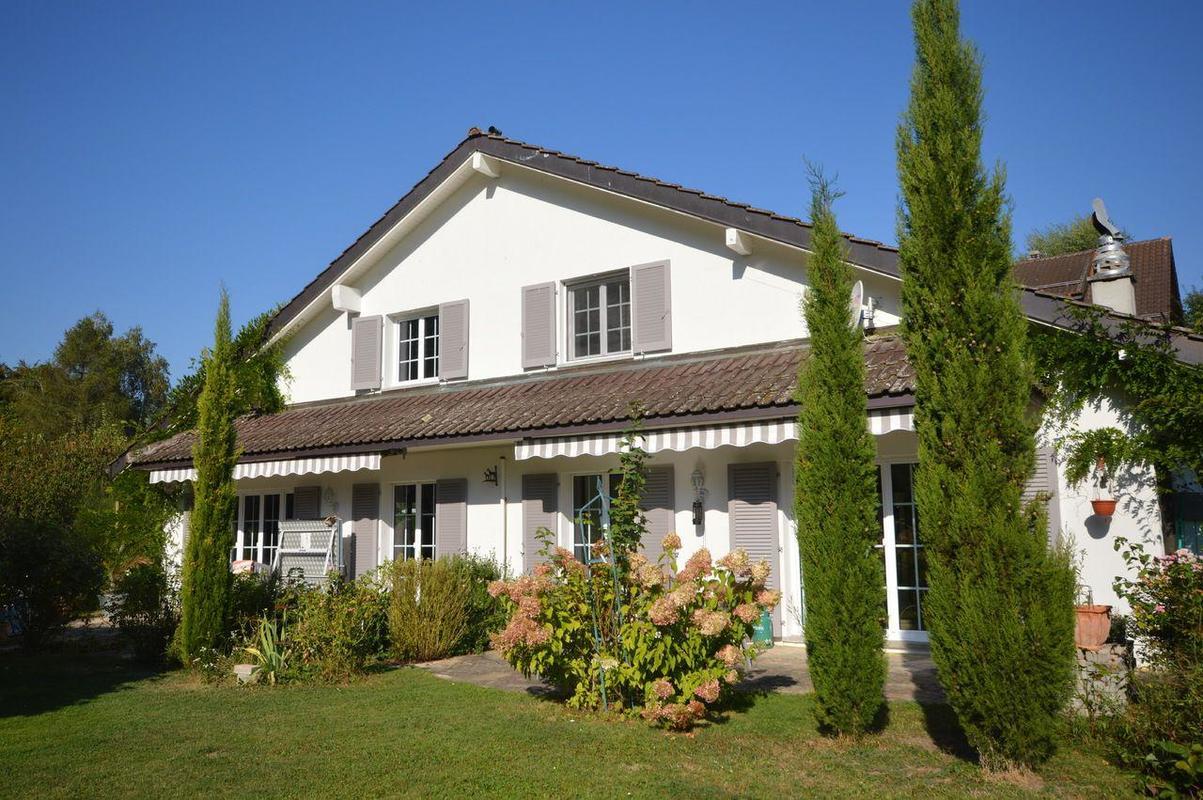 Gerofinance villa individuelle 3 5 kilom tres de morges for Villa individuelle