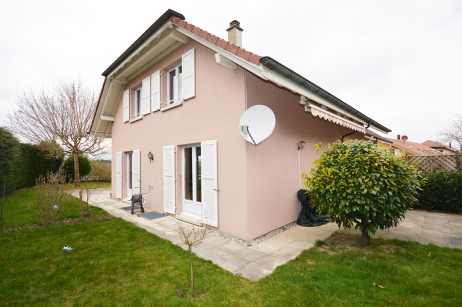 Site immobilier pour acheter une maison ou villa en suisse for Acheter une maison en suisse