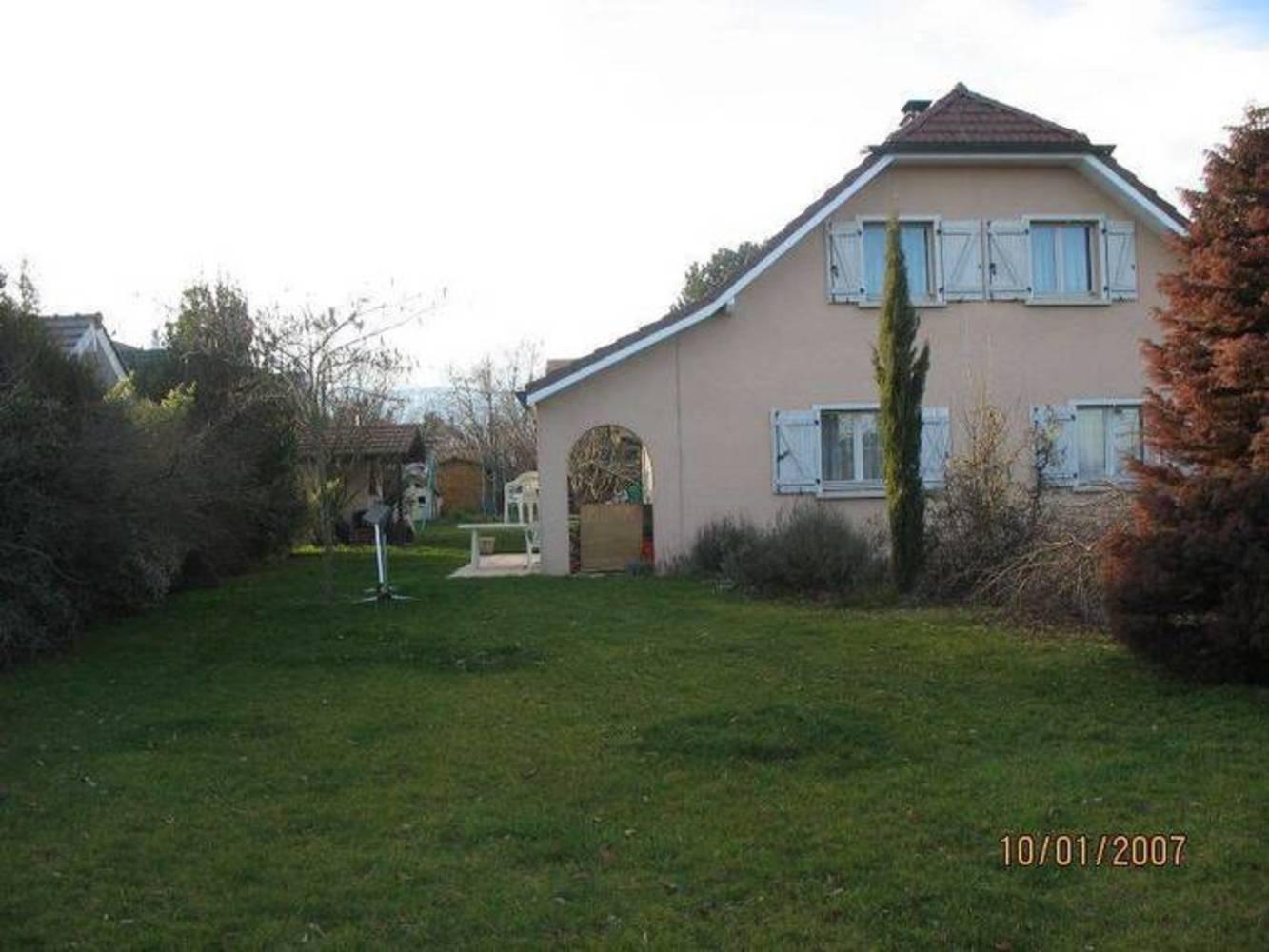 Villa individuelle avec jardin for Jardin 500m2