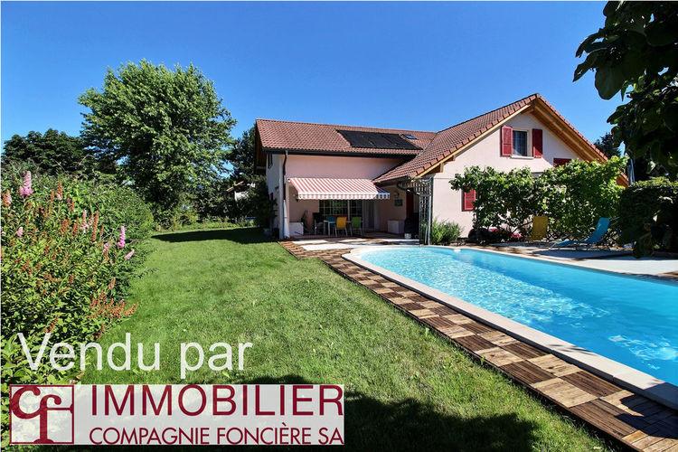 Site immobilier pour acheter une maison ou villa en suisse for Acheter une maison reprise de finance