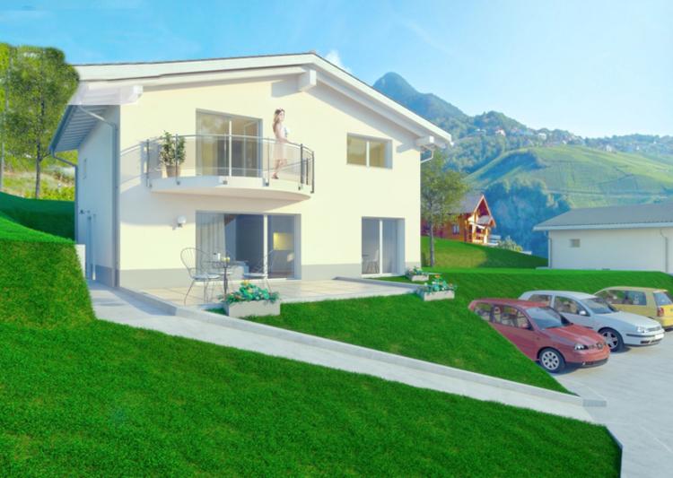 Site immobilier pour acheter une maison ou villa en suisse for Acheter une maison a geneve