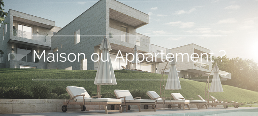 R gie et agence immobili re suisse vente et location for Maison ou appartement