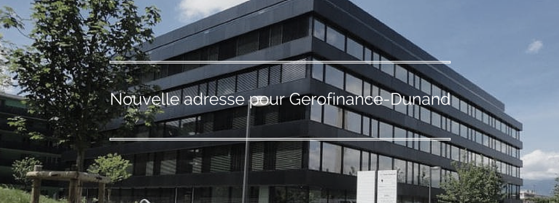 Gerofinance gerofinance dunand r gie de la couronne for Regie immobilier